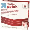 Nicotine Stop Smoking Aid Clear Patches Step 3 - 14ct - Up&Up™ - image 4 of 4
