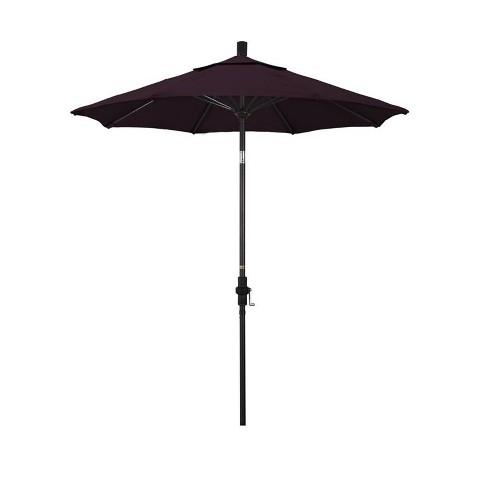 7.5' Patio Umbrella in Purple - California Umbrella - image 1 of 2