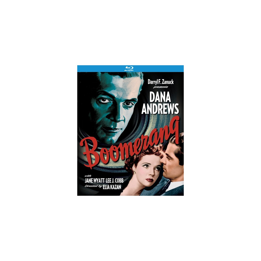 Boomerang (Blu-ray), Movies