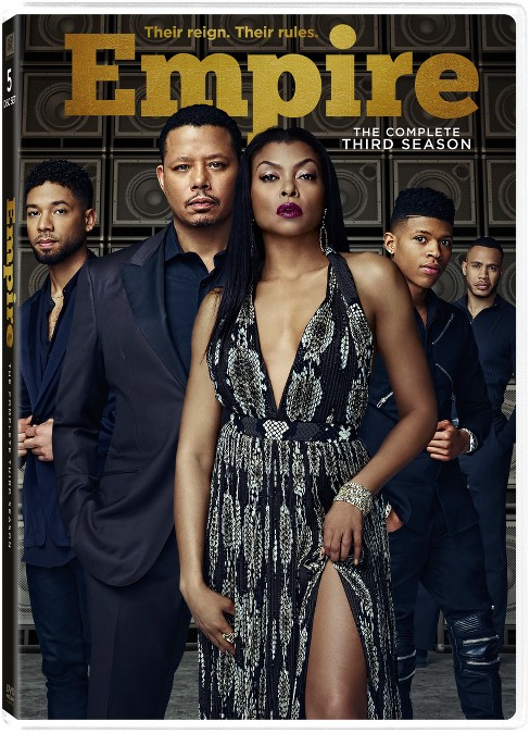 Empire Season 3 (DVD) - image 1 of 1