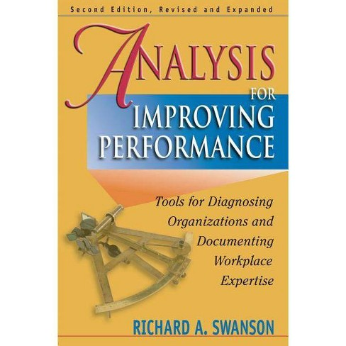 Analysis for Improving Performance - (Berrett-Koehler Organizational Performance) 2 Edition (Paperback) - image 1 of 1