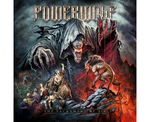 Powerwolf - Sacrament Of Sin (Vinyl) - image 1 of 1