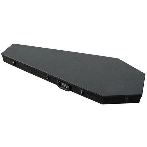 Coffin Case Extreme Guitar Coffin Case Black Red - image 1 of 2
