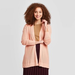 Women's Long Sleeve Open Layering Cardigan - A New Day™