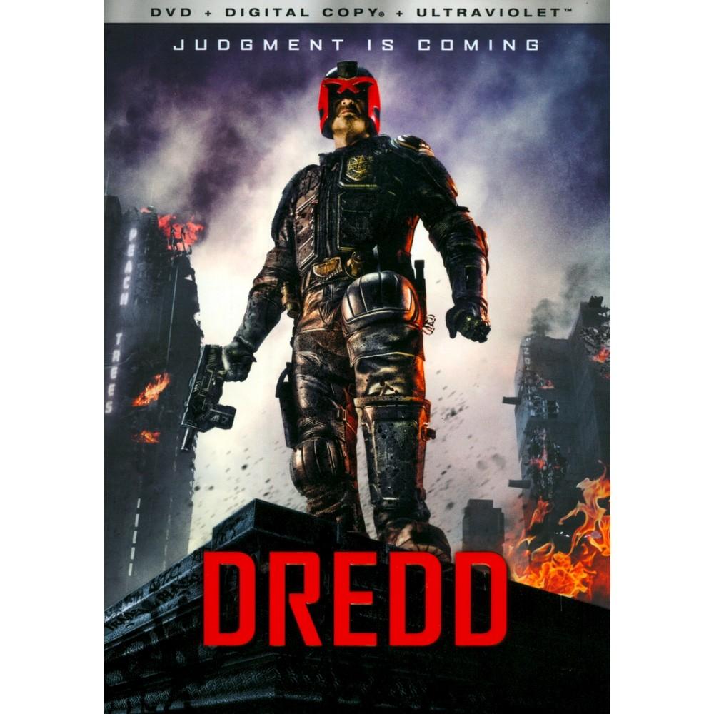 Dredd (Includes Digital Copy) (dvd_video)