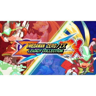 Mega Man Zero/ZX: Legacy Collection - Nintendo Switch (Digital)