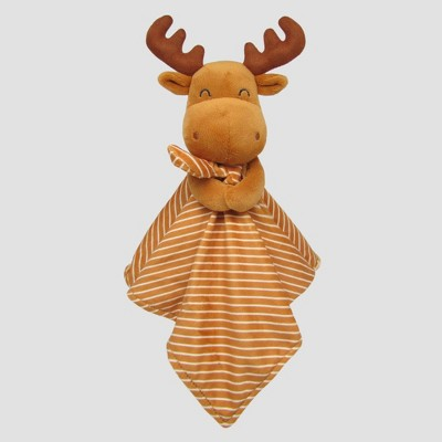 Baby Moose Cuddle Plush Blanket - Just One You® made by carter's Brown