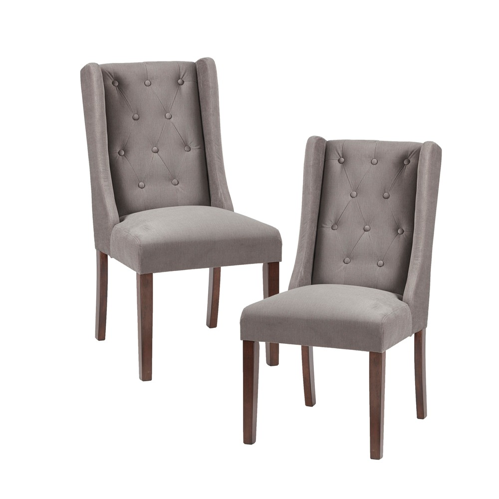 Set of 2 Islia Dining Chair Light Brown