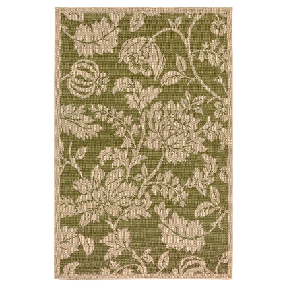 Terrace Indoor/Outdoor Floral Rug 39