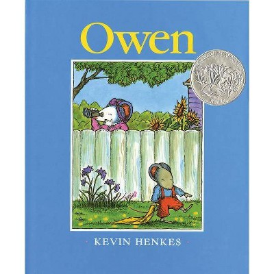 Owen - by Kevin Henkes (Hardcover)