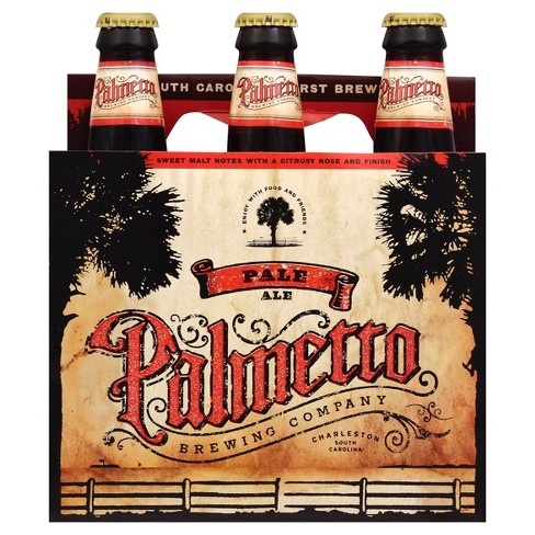 Palmetto Pale Ale Beer - 6pk/12 fl oz Cans - image 1 of 1