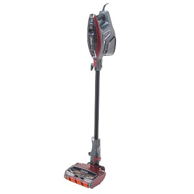 Shark ZS364QR Lightweight APEX DuoClean Self-Cleaning Quiet Handheld Corded Bagless Upright Stick Vacuum Cleaner, Red (Certified Refurbished)