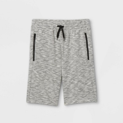 Boys' French Terry Pull-On Shorts - art class™ Gray