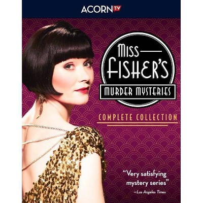 Miss Fisher's Murder Mysteries: The Complete Collection (Blu-ray)(2020)
