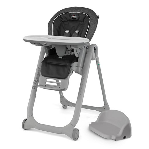 Chicco Polly Progress High Chair - Minerale - image 1 of 4