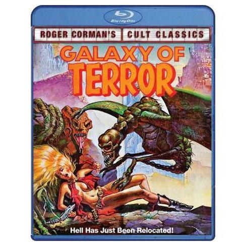 Galaxy Of Terror (Blu-ray) - image 1 of 1