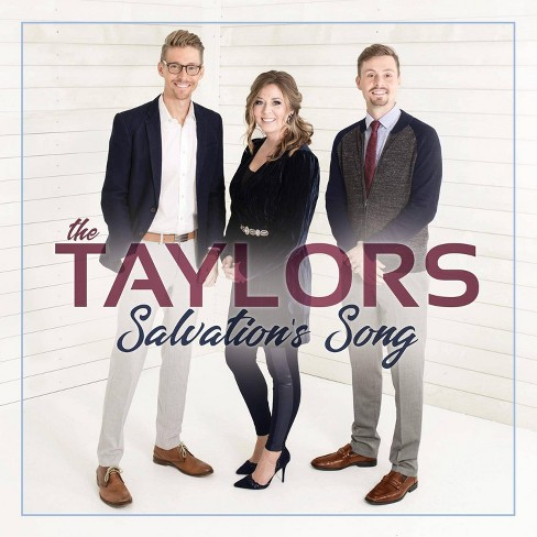 Taylors  The - Salvation's Song (CD) - image 1 of 1