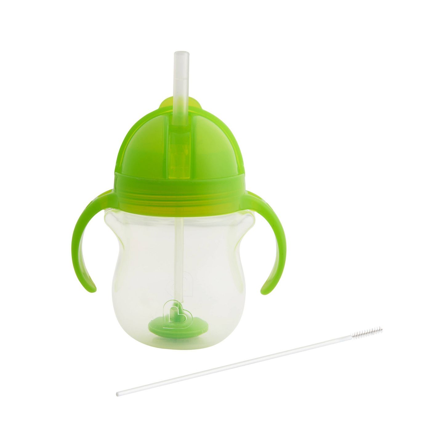 Munchkin 2pk Click Lock Weighted Straw Cup 7oz - image 8 of 8