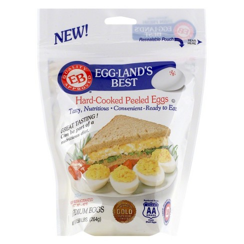 Egglands Best Recall 2019 Eggland's Best Hard Cooked Eggs   6ct : Target
