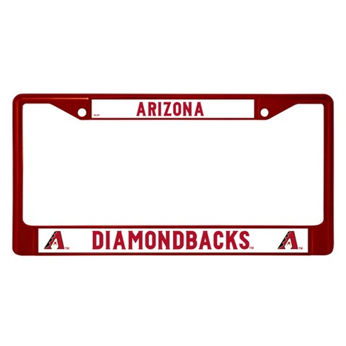 MLB Color License Plate Frame - image 1 of 1