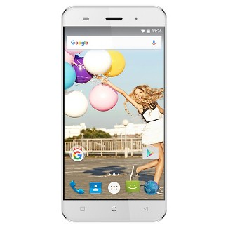 "Orbic Slim 5"" Android Smartphone (Unlocked) - Silver"