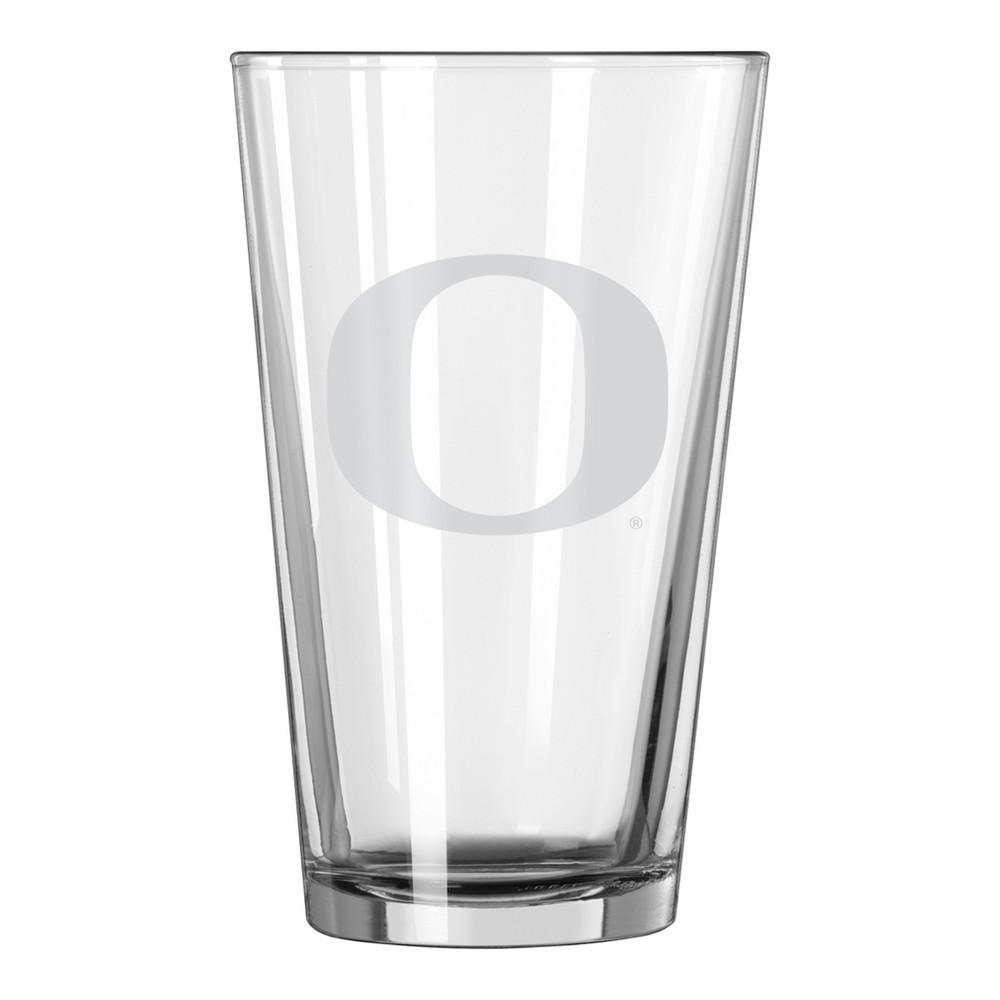 NCAA Oregon Ducks Boxed Pint Glass