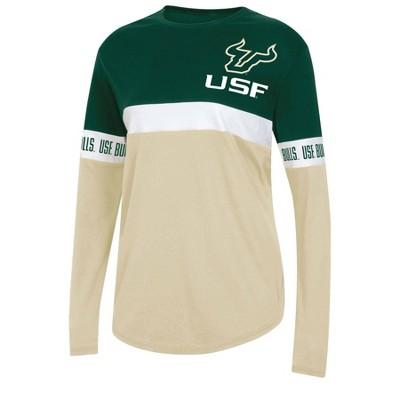 NCAA South Florida Bulls Women's Long Sleeve T-Shirt
