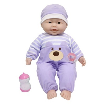 "JC Toys Lots to Cuddle Babies 20"" Soft Body Baby Doll"