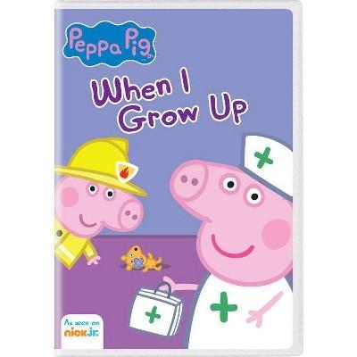 Peppa Pig: When I Grow Up (DVD)
