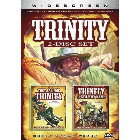 They Call Me Trinity / Trinity is Still My Name (DVD) - image 1 of 1