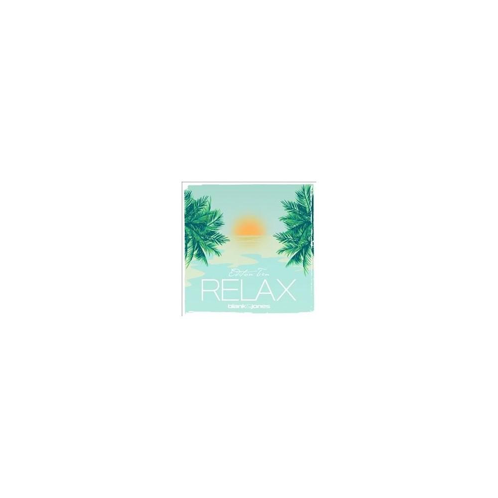 Blank & Jones - Relax Edition 10 (CD)