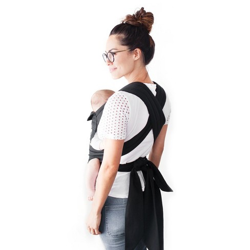 Moby Meh Dai Secrets Salvador Baby Carrier By Petunia Pickle Bottom Black