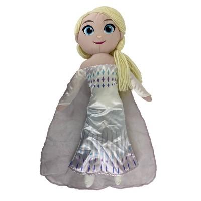 Frozen Elsa the Snow Queen Pillow Buddy
