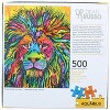 NMR Distribution Dean Russo Lion 500 Piece Jigsaw Puzzle - image 3 of 4