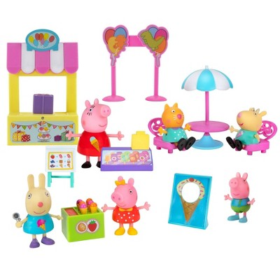 Peppa Pig Ice Cream Time Deluxe Playtime Set