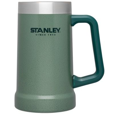 Stanley Adventure Vacuum Stein - Hammertone Green (24oz)