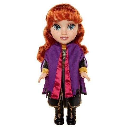 Disney Frozen 2 Anna Adventure Doll - image 1 of 4