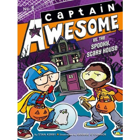 captain awesome vs nacho cheese man oconnor george kirby stan