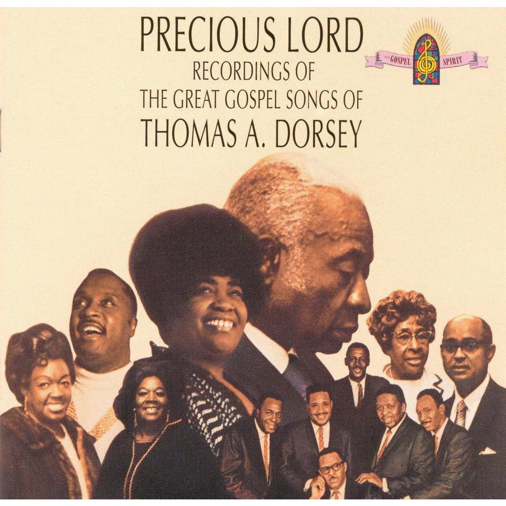 Thomas A. Dorsey - Precious Lord Recordings Of The Great (CD)