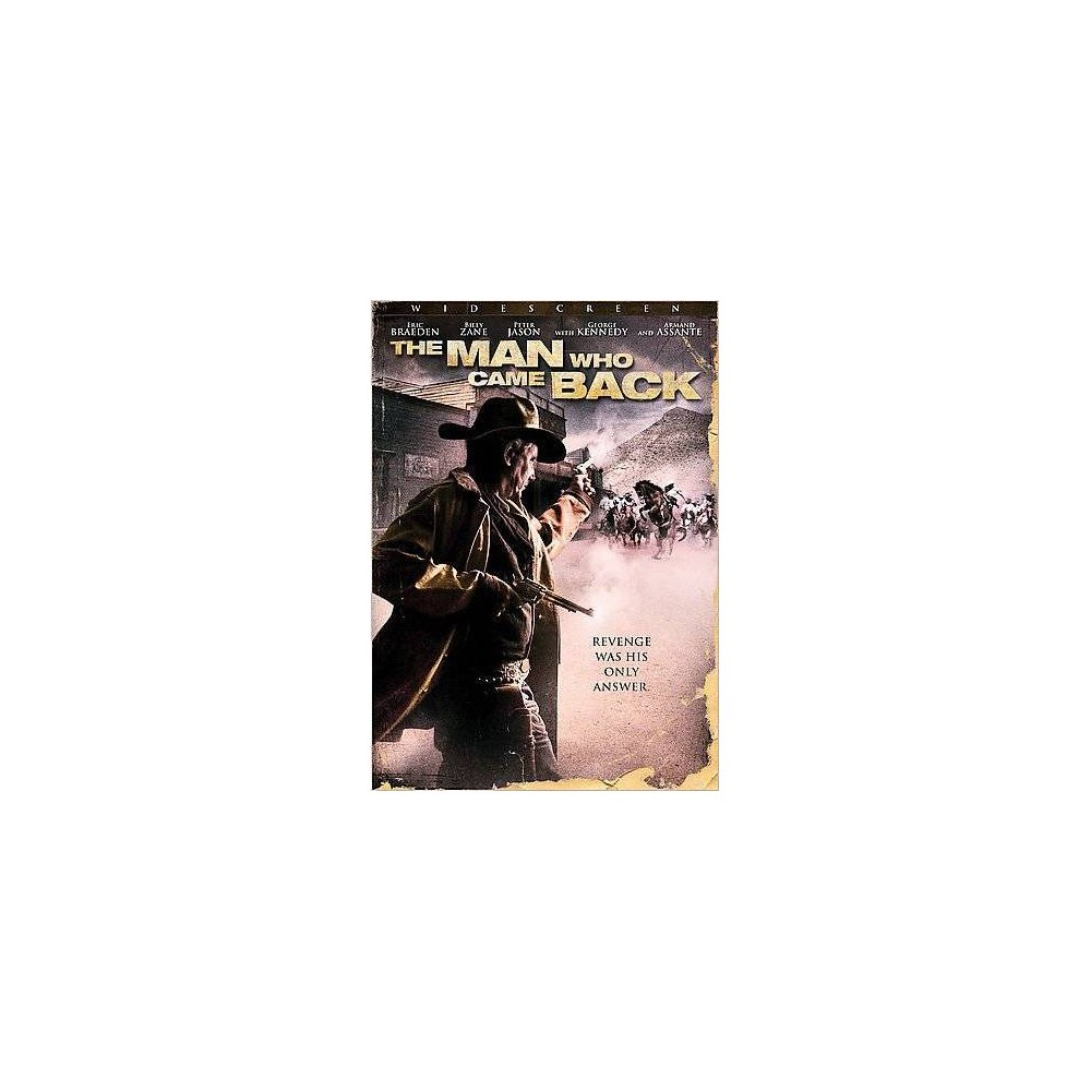 Man Who Came Back (Dvd), Movies