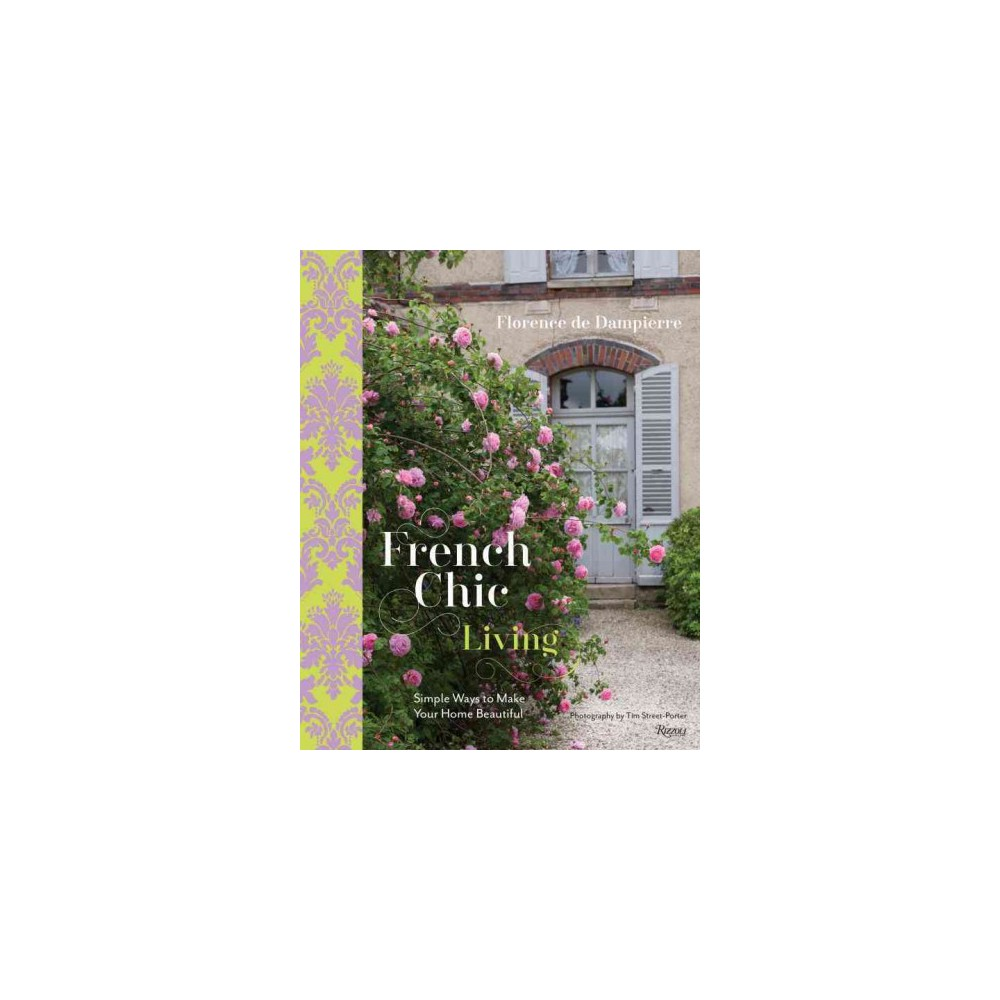 French Chic Living (Hardcover)