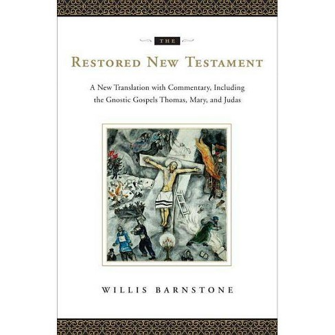 The Restored New Testament - (Hardcover) - image 1 of 1