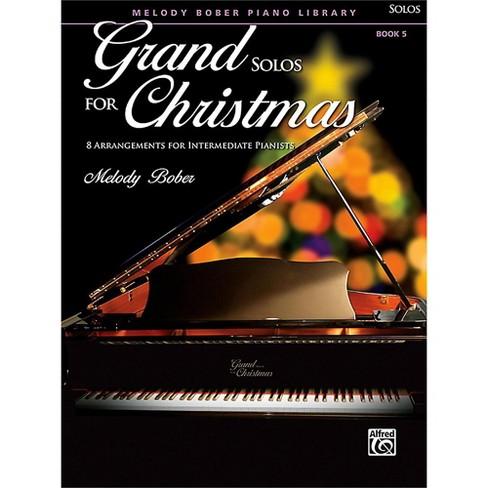 Alfred Grand Solos for Christmas, Book 5 Intermediate - image 1 of 1