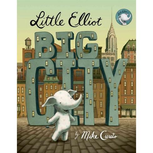 Little Elliot, Big City - (Board_book) - image 1 of 1