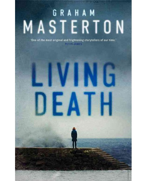 Living Death (Hardcover) (Graham Masterton) - image 1 of 1