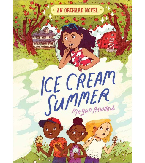 Ice Cream Summer -  (Orchard) by Megan Atwood (Hardcover) - image 1 of 1