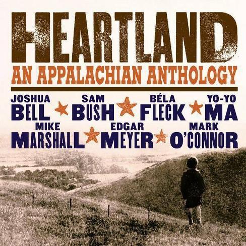 Various Artists - Heartland: An Appalachian Anthology (CD) - image 1 of 1