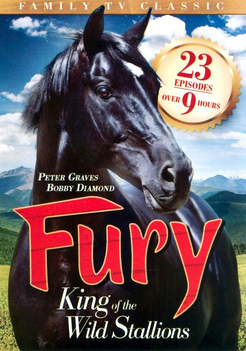 Fury:23 episodes (DVD) - image 1 of 1