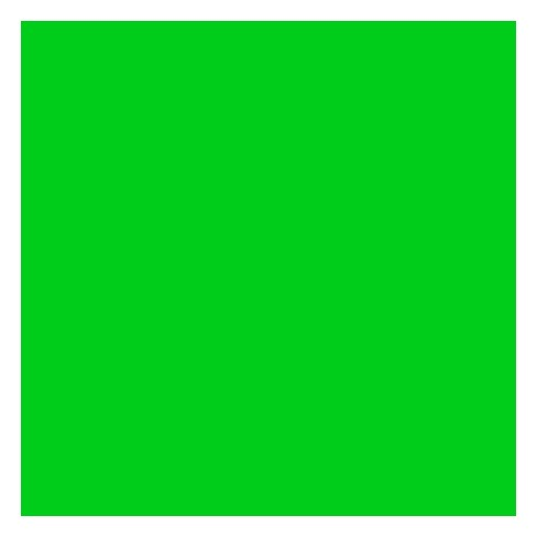 ArtKraft Duo-Finish Paper Roll, 50 lb, 48 Inches x 200 Feet, Emerald - image 1 of 1