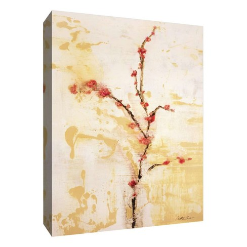 """Leafless Decorative Canvas Wall Art 11""""x14"""" - PTM Images - image 1 of 1"""
